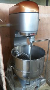 Commercial Planetary Food Mixer for Mixing Cake and Flour with Trolley (YL-80I) pictures & photos