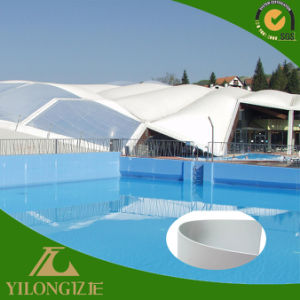 Waterproofing Tensile PVC Fabric Canopy