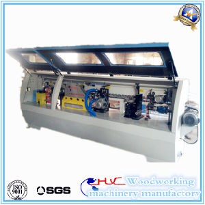 Linear Automatic Edge Banding Machine with Corner Rounding Nouching (MFB-6)