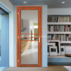 Hot Sale Aluminum Casement Glass Door (146-SR)
