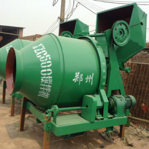 Electric Jzc750 Concrete Mixer Machine with Lift Price pictures & photos