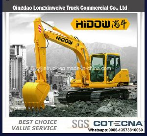 Used Chinese Brand Hidow Excavator Hw360-8 pictures & photos