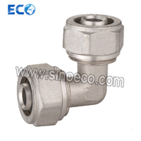 Brass Female Elbow Pipe Fitting pictures & photos