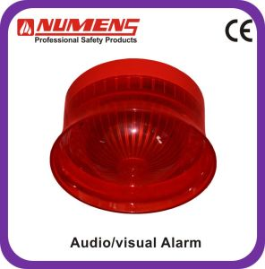 Low Current Consumption, Long-Life Strobe Light, Audio/Visual Fire Alarm (442-004) pictures & photos
