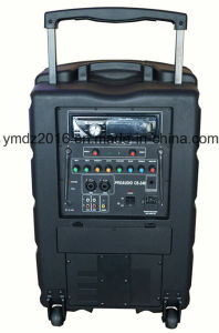 New Professional DVD Mobile Portable Active Power Speaker Amplifier Mas10-10wa pictures & photos