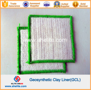 Waterproof Plastic Liners Geosynthetic Clay Liner Gcl pictures & photos