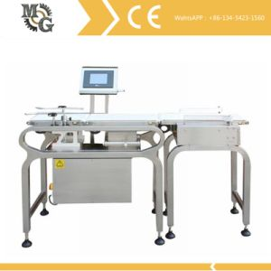 High Accuracy Checking Weigher for Packaging Line pictures & photos