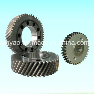 High Quality Competitive Screw Air Portable Compressor Steel Gear Wheel pictures & photos