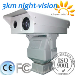 5km Long Range Night Vision PTZ Zoom Infrared Laser Security Camera pictures & photos