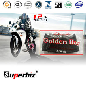 300-18 Golden Boy Tube Motorcycle Inner Tube (3.00-18) pictures & photos
