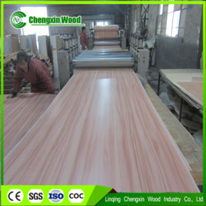 18mm Poplar Melamine Faced Plywood From Chengxin Factory pictures & photos