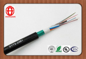High Quality 24 Core Outdoor Optical Fiber Cable for Communications pictures & photos