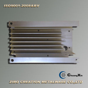 Variable Frequency Drive Application Aluminum Extruded Heat Sink pictures & photos
