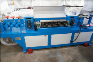 Easy Operate Steel Wire Straightening and Cutting Machine pictures & photos