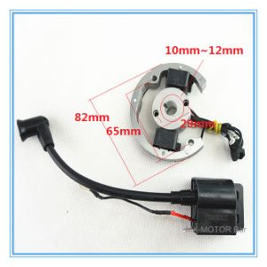 HP 50cc/80cc 2-Stroke Kick Start Liquid Cooling Engine Ignition Coil Stator Flywheel Kit for Ktm 50 Sx Unior Ktm50