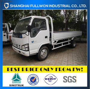 Isuzu Light Duty 600p Single Row Payload 2-4 Ton Cargo Truck pictures & photos
