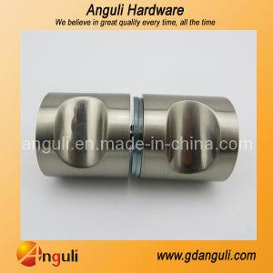 Bathroom Brass Handle for Glass Door (WT-6801) pictures & photos