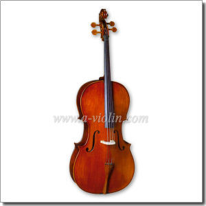 Reddish Brwon Colorful Fashion Student Cello (CG104) pictures & photos