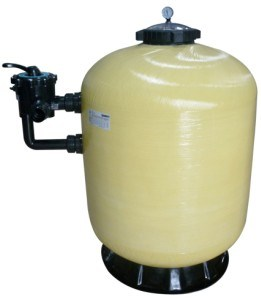 Fibergalss Sidemount Sand Filter for Swimming Pool (Ring Lock) pictures & photos