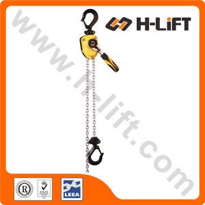 Hand Lever Hoist with Black or Zinc Plated Load Chain pictures & photos
