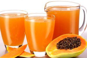 C Juice Powder /Papaya Powder /Papaya Extract Powder /Papaya Fruit Powder pictures & photos