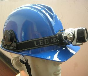 PPE Miner′s Cap with LED Head Lamp pictures & photos