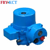 Qt Serise Electric Flanged Ball Valve (ex-proof)