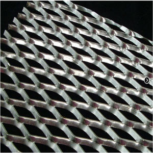 Expanded Metal Sheet with The Material of Aluminum pictures & photos