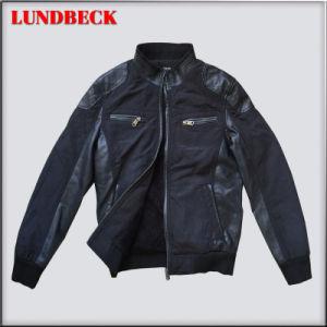 fashion Jacket for Men Black Coat pictures & photos