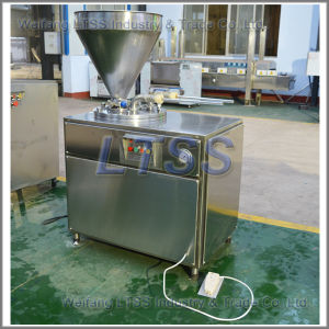 Hydraulic Filler for Sausage Making Machine pictures & photos