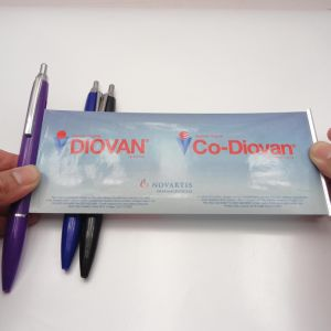 Promotional Advertisting Banner Pen, Pull out Calendar Flag Pen (XL-9116) pictures & photos
