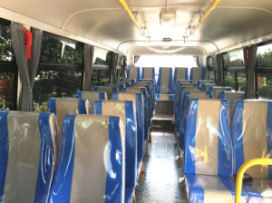 Rhd 31 Seats Passenger Bus with Yuchai Engine pictures & photos