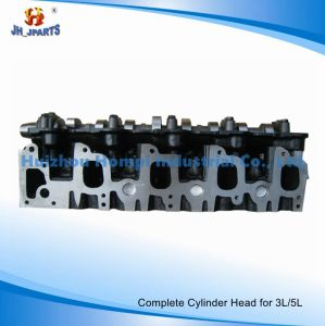 Complete Cylinder Head for Toyota 3L 5L 11101-54131 909153 pictures & photos