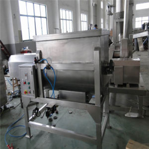 Powder Ribbon Mixer Blender