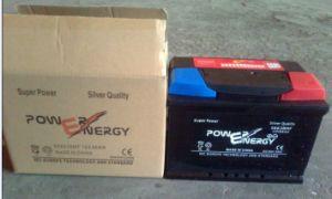 56638mf 12V66ah Maintenance Free Lead Acid Car Storage Battery pictures & photos