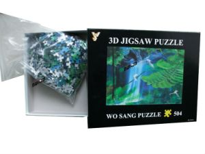 High Quality Large 3D Puzzle pictures & photos