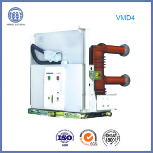 Hot Sale 24kv-4000A AC Hv Vmd Vacuum Circuit Breaker pictures & photos