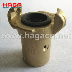 Brass Sandblast Coupling Hose End pictures & photos
