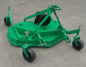 Double Axle Mulcher Mower (DM180 series) pictures & photos