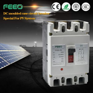 PV System Green Energy 400A 630A 4p 900VDC MCCB 2p pictures & photos
