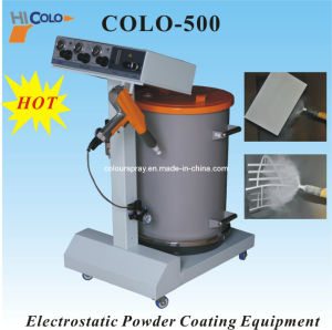 Powder Coating Equipment Powder Coating Machine pictures & photos