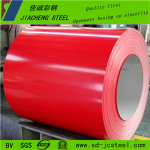 China Shandong 0.12-1.5mm Galvalume Steel Coil for Building Material pictures & photos