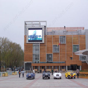 7500nits SMD P10 Outdoor Full Color LED Display for Advertising pictures & photos