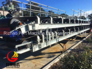 SPD Cema Galvanized Conveyor Roller Set for Power Plant pictures & photos