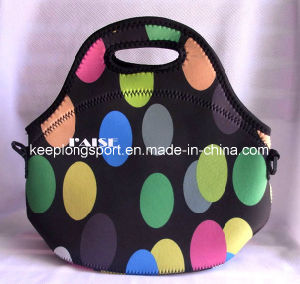 Fashionable and Customized Insulated Neoprene Lunch Case