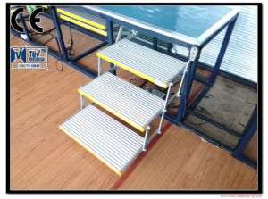 Triple Folding Steps with 3 Steps with CE Certificate and Loading 200kg pictures & photos
