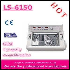 Longshou Cheap Cryostat Microtome China Supplier Ls-6150 pictures & photos