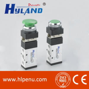 Pneumatic Button Valve