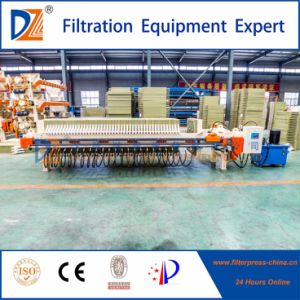 Dazhang Automatic Chamber Filter Press Sludge Dewatering Equipment pictures & photos