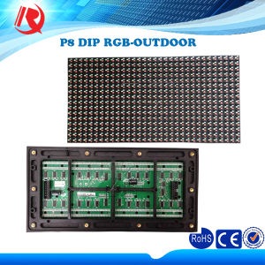 P8 Outdoor Full Color LED Display Screen Module for Advertising pictures & photos